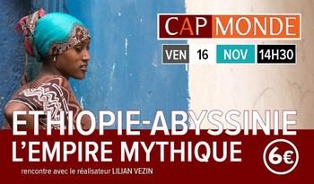 CAP MONDE :  ETHIOPIE - ABYSSINIE