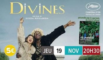PASSERELLE AVEC LE CENTRE CULTUREL : DIVINES
