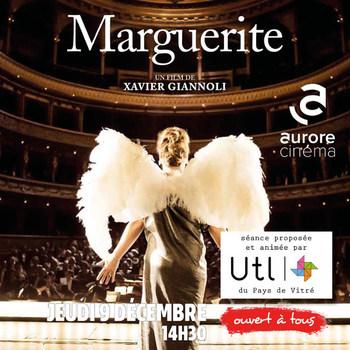 CINE UTL : MARGUERITE