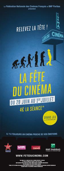 FETE DU CINEMA 2015