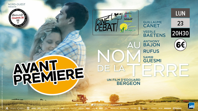 Photo du film Au nom de la terre