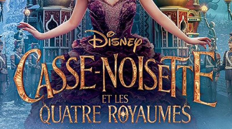 Photo du film Casse-noisette et les quatre royaumes