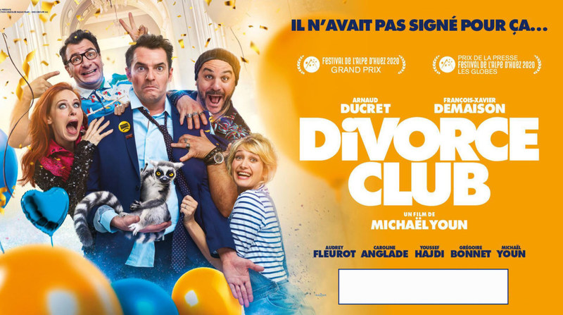 Photo du film Divorce Club