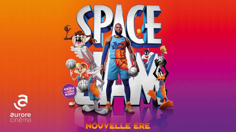 Photo du film Space Jam - Nouvelle ère